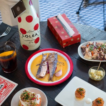 Sangria enjoys a sophisticated renaissance at Casa Lolea