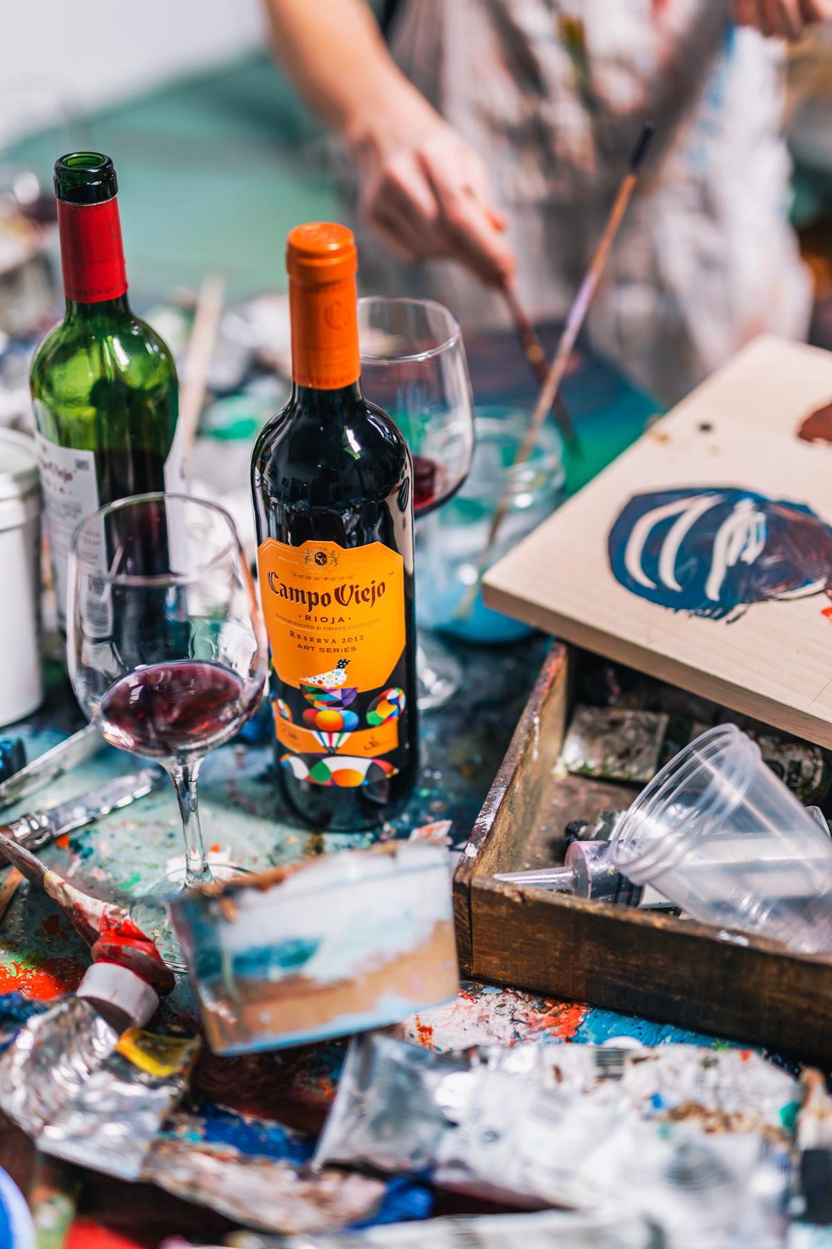 Sam Zucker food photographer wine lifestyle influencer Spain